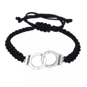 New handcuff freedom bracelet